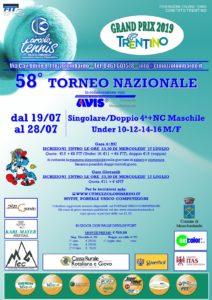 58° Torneo Nazionale 4+NC Maschile / Giovanile