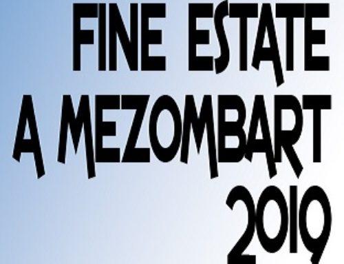 Fine estate a Mezombart