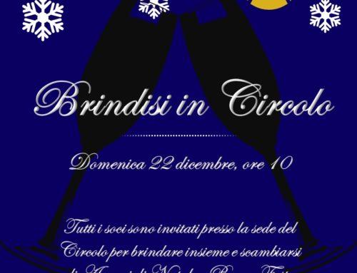 BRINDISI IN CIRCOLO